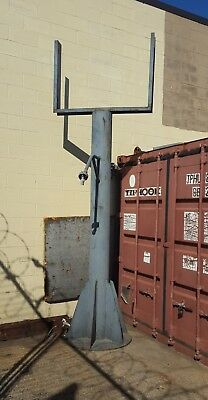 Heavy Duty Sign Post / Pole 10' Tall