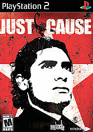 Just Cause (Sony, Playstation 2) PS2 Game Refurbished Disc Only