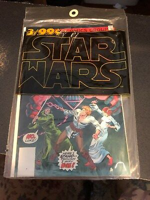 1978 Marvel Comics Stars Wars # 4,5,6 Sealed 3 Pack