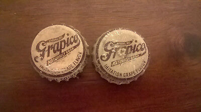 Vintage Grapico Cork Bottle Cap