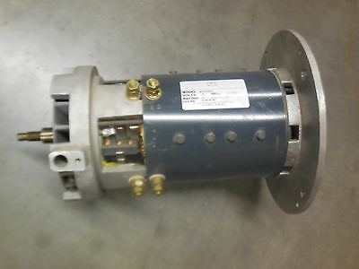 5BC49JB3057A GE Traction Motor Electric Forklift Fit Some Cat and Mitsubishi NE