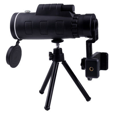 for Adults Telescope Focus FMC Monocular Scope BAK4 Bird Watching High Power