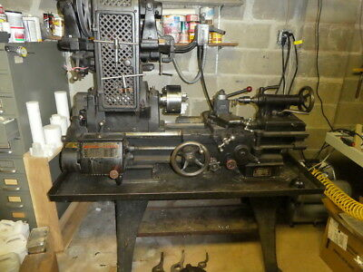 13 inch South Bend metalworking lathe