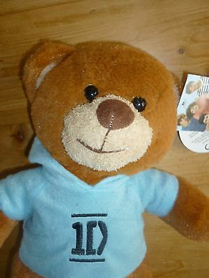 One Direction Teddy Bear. Official Product. 1D Bear