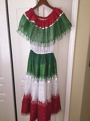 Ethnic Mexican dress