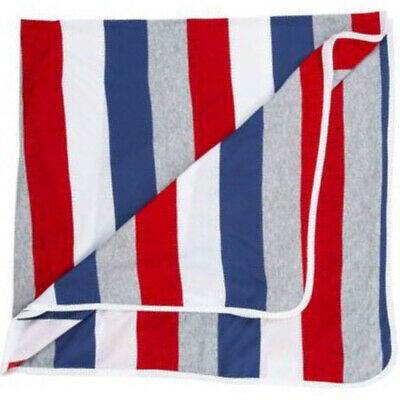 Lil' Fraser Baby Swaddle Wrap Hunter - Navy  Red & White  Free Shipping