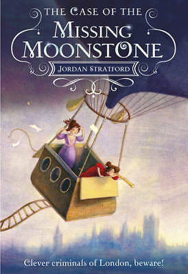 The Case of the Missing Moonstone: The Wollstone, Stratford, Jordan, Excellent
