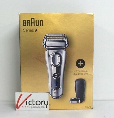 Braun Series 9 Wet or Dry Men's Electric Shaver 9260PS With Precision Trimmer