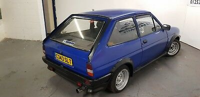 1985 Ford fiesta 957cc (1300 cross flow engine) XR2 replica * cheap insurance *