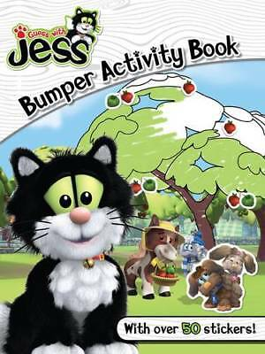 Guess with Jess Bumper Activity Book (Bumper Act, , Excellent