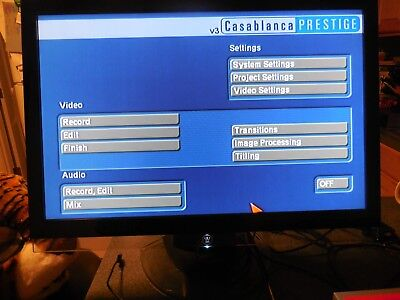 Macrosystem Casablanca Prestige Video Editing Appliance