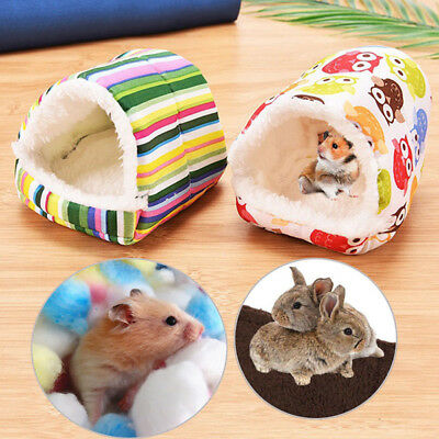 Rabbit Cage Warm Pad Small Animal House Hamster Sleeping Bed Guinea Pig Mat