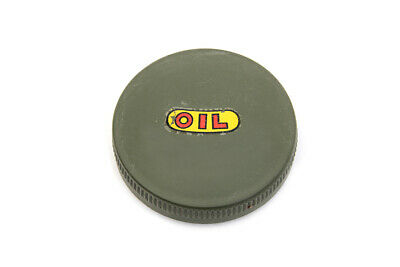 Army 45 Oil Cap fits Harley Davidson,V-Twin 49-1782