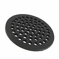 "Sioux Chief 7"" Cast Iron Grate Floor Drain Cover"