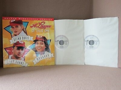 """"""" A LEAGUE OF THEIR OWN """":  Columbia Tristar Home Video # 51226:  """" LIKE NEW!! """""""