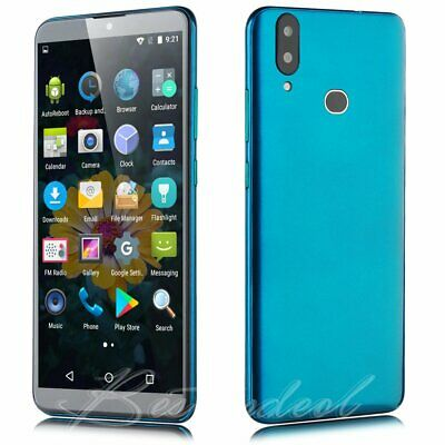 """2019 New 6.0"""" Android 8.1 Cell Phone Smart Mobile Dual SIM Quad Core Unlocked UK"""