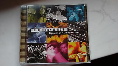 CD Stavanger Gospel Choir A touch from up above, NEU