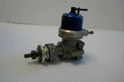 Rapier Model Aircraft Diesel Engine by D.C, DC,Davies Charlton made in I.O.M