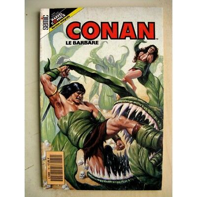 CONAN N° 19 L'hiver des mécontents (Don Kraar - Mike Docherty) SEMIC Marvel Vers