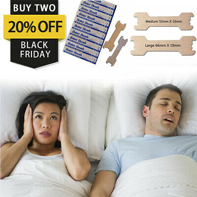 100 - 200 Tan Better Breath Nasal Strips Sm/Med Or Large Right Way To Stop Snore