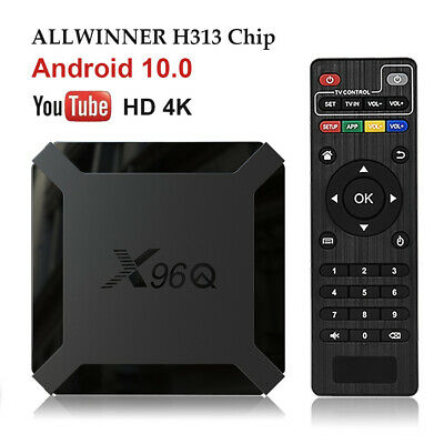 2+16G Android 8.1.0 Oreo Quad Core Smart TV BOX WIFI 3D Sports 2.4G WIFI HDR DHL