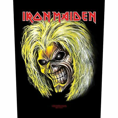 "Iron Maiden - ""killer - Eddie"" - Large Size - Sew On Back Patch"
