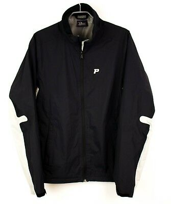 PEAK PERFORMANCE Men Jacket Golf Str J Waterproof Breathable Coat Size XL  EZ762 aee2fce82
