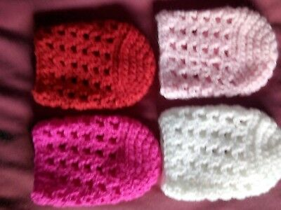 Hand Crochet Covers For 8Oz Dr Browns, 9Ozavent Or 9Oz Tommee Tippee Baby Bottle