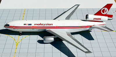 Aviation200 Malaysia Airline System MAS DC-10-30 9M-MAT 1/200 Scale