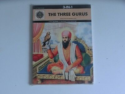 Amar Chitra Katha The Three Gurus 3 in 1