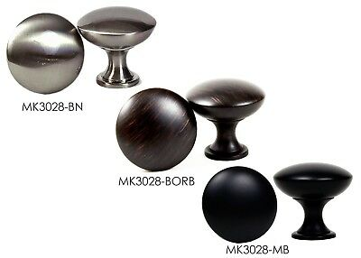 Knob Pull Mushroom for Kitchen or Bathroom Cabinet Hardware MK3028 by KPT