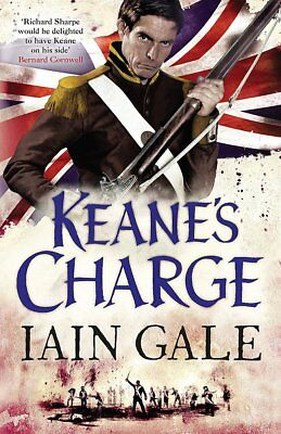 Keane's Charge, Gale, Iain, New