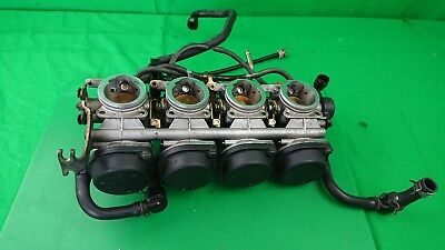 Yamaha R6 5SL 2003 to 2005 Throttle bodies
