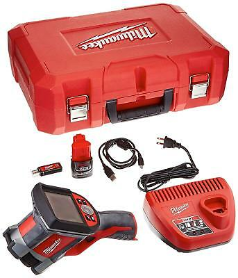 FAST SHIP! Milwaukee M12 160x120 Thermal Imager Kit 2260-21 EXCELLENT
