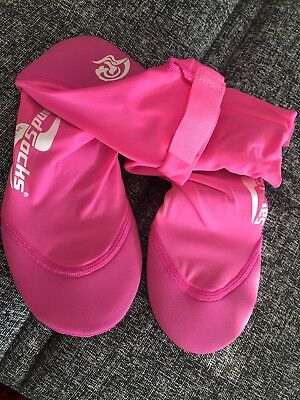 Beachvolleyball Socken Sandsocken Gr. 39-43 Pink M