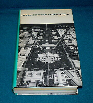 Charles B Brownson : 1972 CONGRESSIONAL STAFF DIRECTORY @ House/Senate/Executive