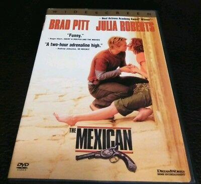 The Mexican Dvd