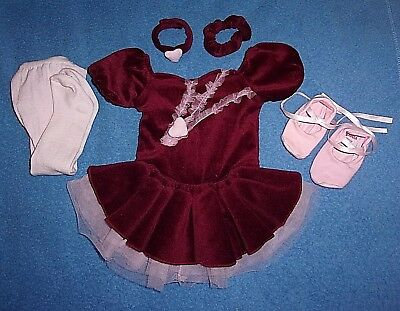 "Lovely Tagged My Twinn 23"" Dolls Ballet Recital Outfit"