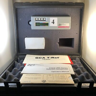 Cosar 200 Series Reflection Densitometer