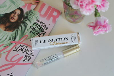 * TOO FACED * Lip Injection EXTREME Lip Plumper! Brand New In Box! Full Size!