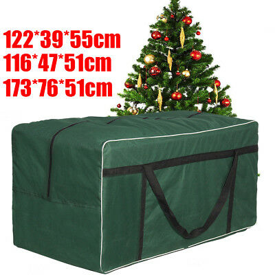 Extra Large Waterproof Storage Bag Organizer Bags For Christmas Tree & Cushion