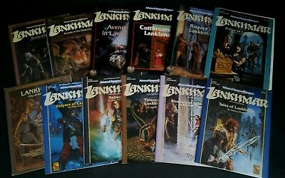 AD&D Lankhmar complete collection