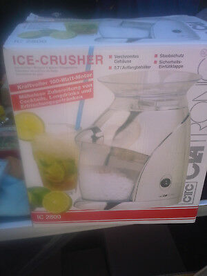 ICE- Crusher von ClaTronic (IC 2800)