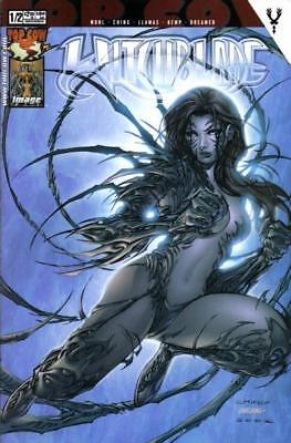 Witchblade #1/2 Second Printing