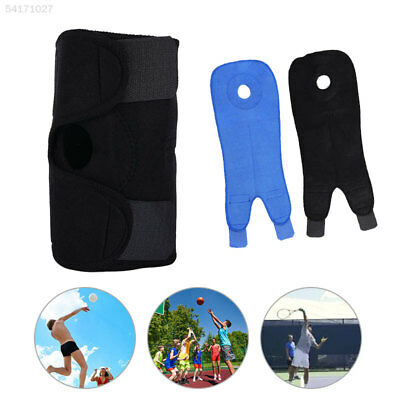 C117 Elbow Brace Support Arm Band Pads Fitness Wraparound 2018 Hot Blue/Black