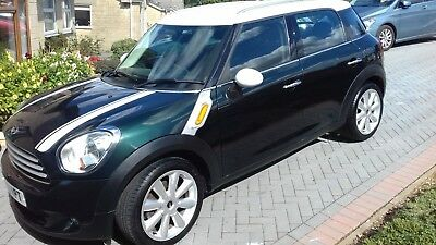 2011 Mini Countryman 1.6 Cooper Automatic 43000 Miles  Lady Owner