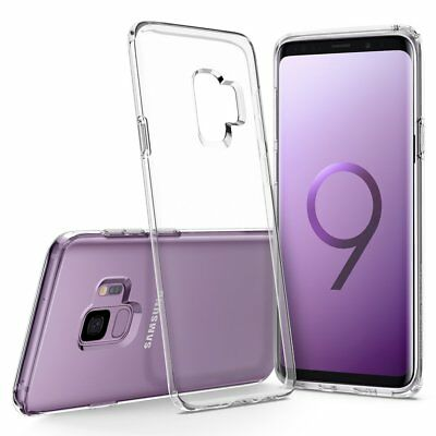 Coque Silicone Tpu Housse Etui Protection Samsung Galaxy S9 S8 Plus Note 8 9