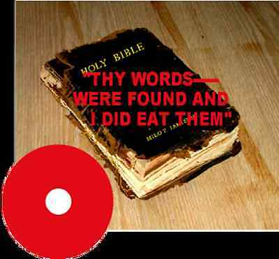 The WHOLE 1611 KJV BIBLE on only ONE AUDIO CD--WOW!!!