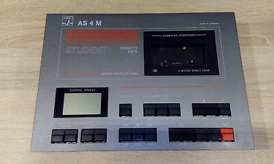 Asc Student Tapedeck As 4 M, Sehr Guter Zustand !!