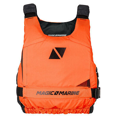 Gilet De Flottabilité Ultime Magic Marine 2018 - Orange